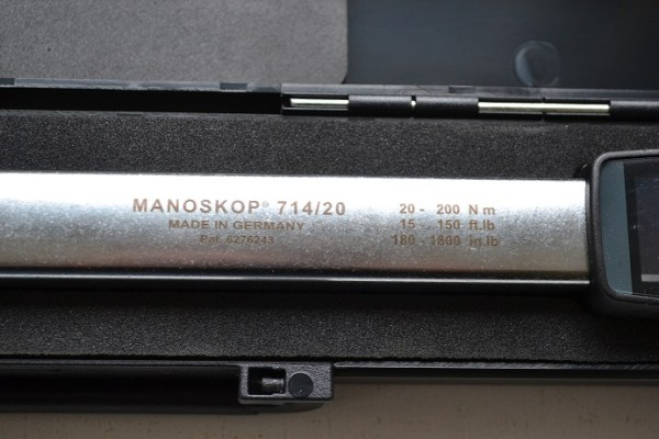manoskop 714R